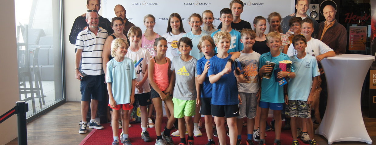Camp-Kids im Star movie Tulln