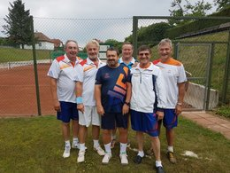 """Unsere """"old boys"""" 60+"""